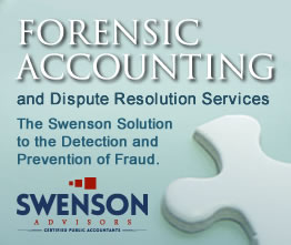 Swenson Forensic Accounting Services